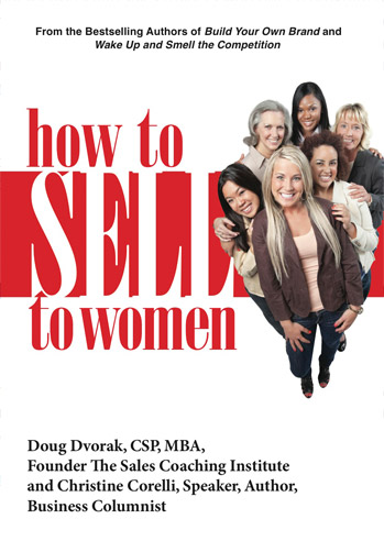 How to Sell to Women - Book by Doug Dvorak